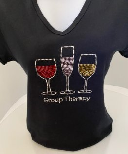 Women's T-Shirt - Group Therapy XL