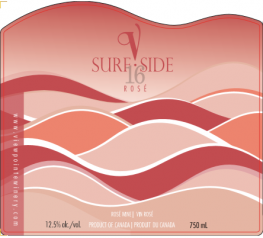 2016 Surfside Rosé