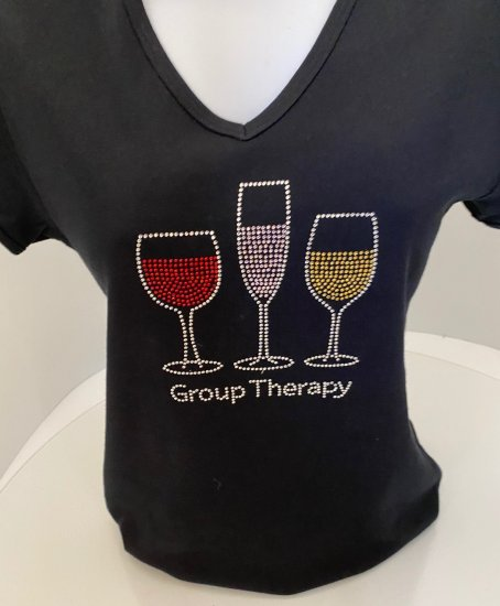 Women\'s T-Shirt - Group Therapy S