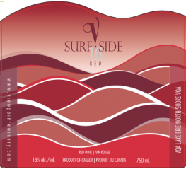 2016 Surfside Red VQA