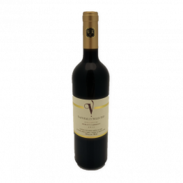 2012 Naturally Selected Merlot Cabernet VQA